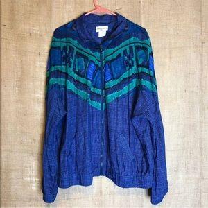 Vintage Plus Size Jacket SZ 20 Stephanie Thomas